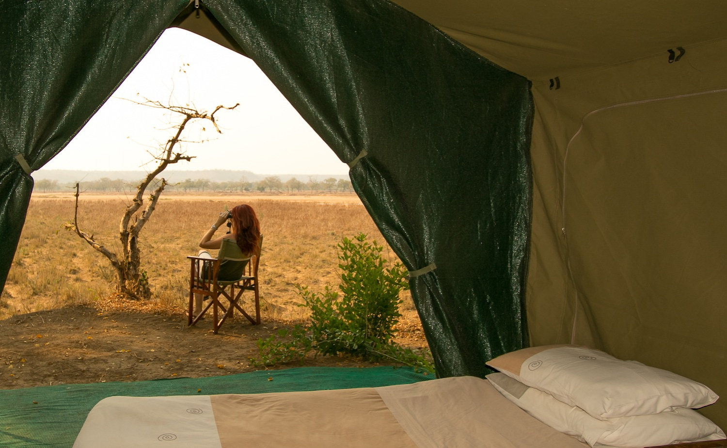 Last Chance To Experience Mahove Tented Camp in 2020!