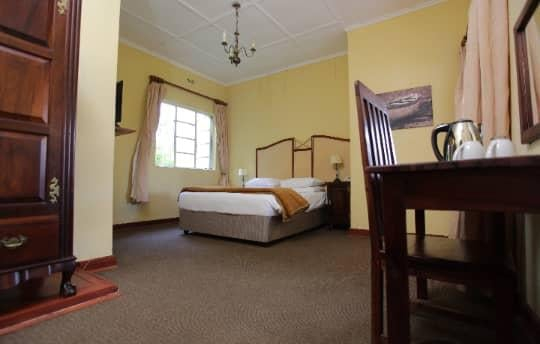 Rhodes Nyanga Hotel January Special