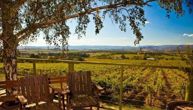 A Romantic Getaway in The Yarra Valley