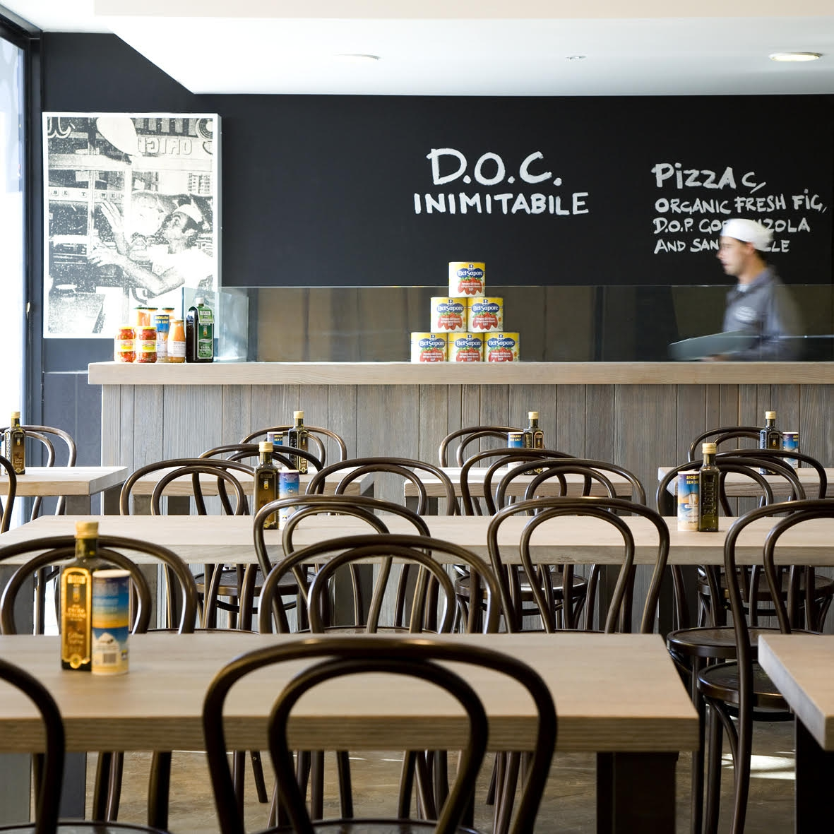 DOC PIZZA & MOZZARELLA BAR