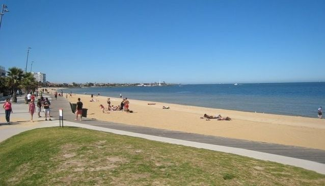 Top 5 Beaches in Melbourne