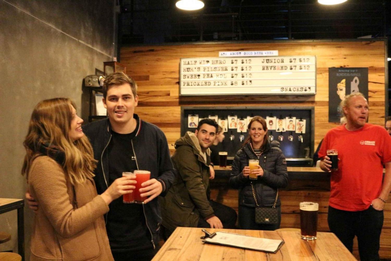 Evening Craft Beer Tour