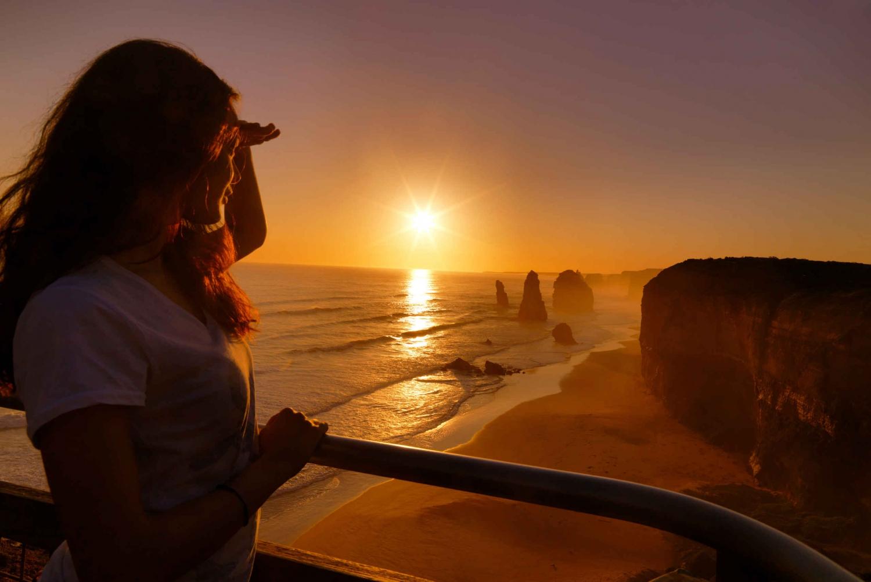 Great Ocean Road Full-Day Sunset Tour