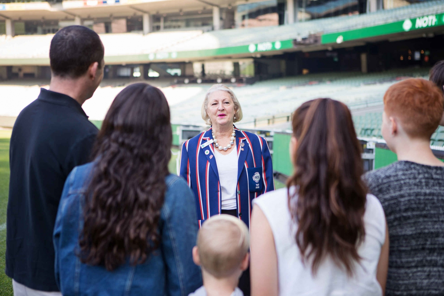 MCG Behind-the-Scenes Tour & National Sports Museum Ticket