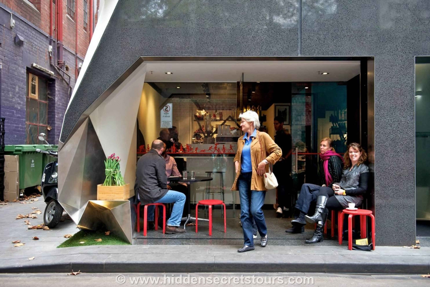 Melbourne Cafe and Coffee Culture Walk