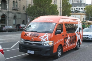 Melbourne City to Melbourne Airport: One-Way Transfer