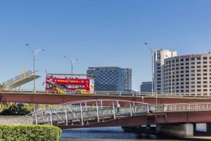 Melbourne Hop On Hop Off Bus Tour + Old Melbourne Gaol Entry