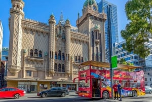 Melbourne Hop-on Hop-off Sightseeing Bus Tour