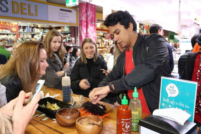 Melbourne Multicultural Markets Culinary Culture Tour