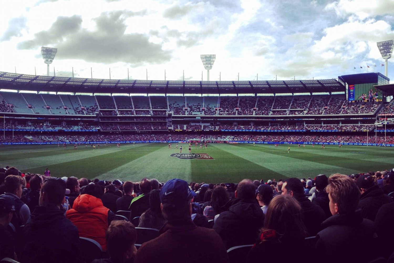 Melbourne Sports Walking Tour