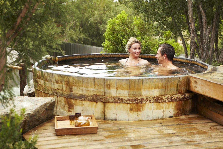 Peninsula Hot Springs Bathing Packages