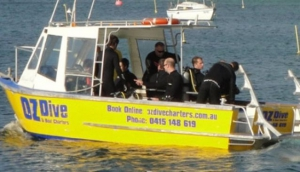 Oz Dive & Boat Charters