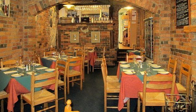 Restaurants in Carlton