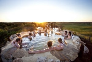 Peninsula Hot Springs Tour from Melbourne