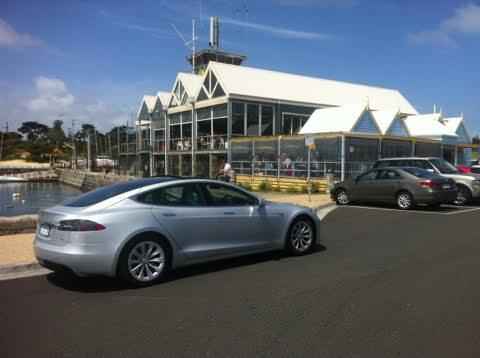 Tesla Car Rental