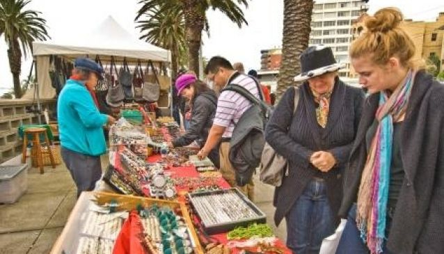 Markets in Melbourne