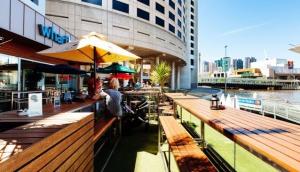 The Wharf Hotel