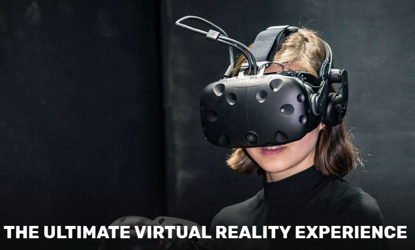 Virtual Reality with VR Plus