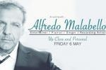 An evening with Alfredo Malabello