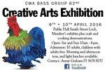 Bass Group CWA Art & Craft Exhibition