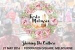 Fiesta Malaysia Melbourne 2016 - Federation Square