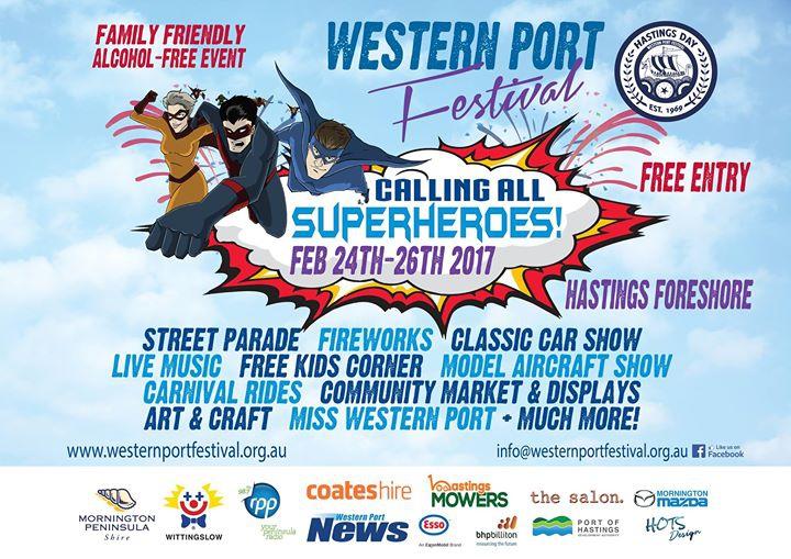 2017 Western Port Festival