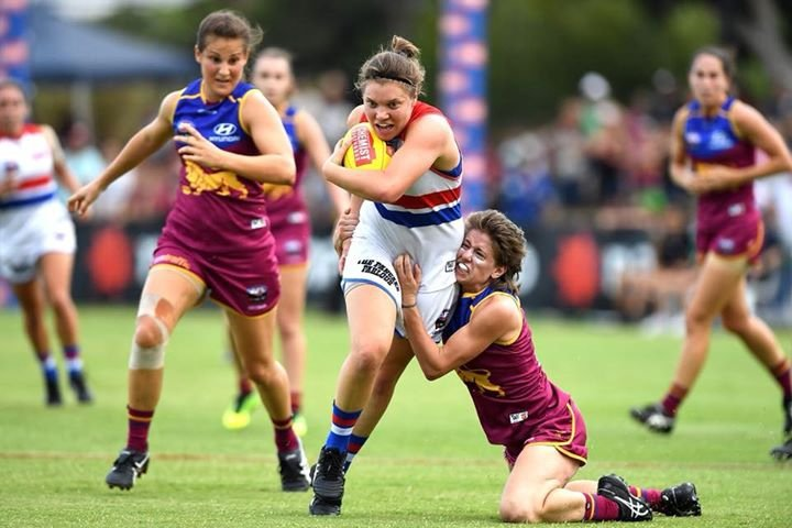 2018 NAB AFL Women's GRAND FINAL