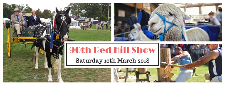 90th Red Hill Show