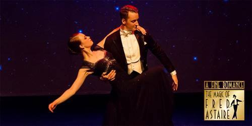 A Fine Romance The Magic of Fred Astaire - Melbourne