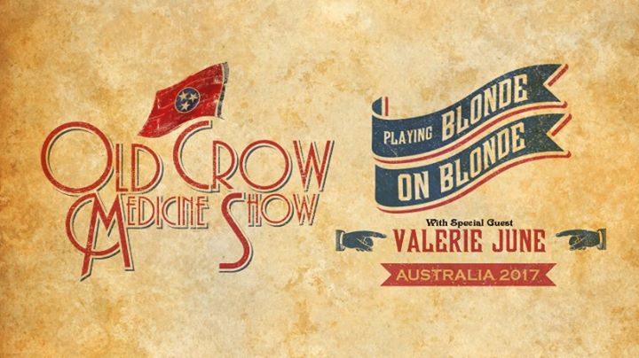 A Taste of Americana: Old Crow Medicine Show and Valerie June