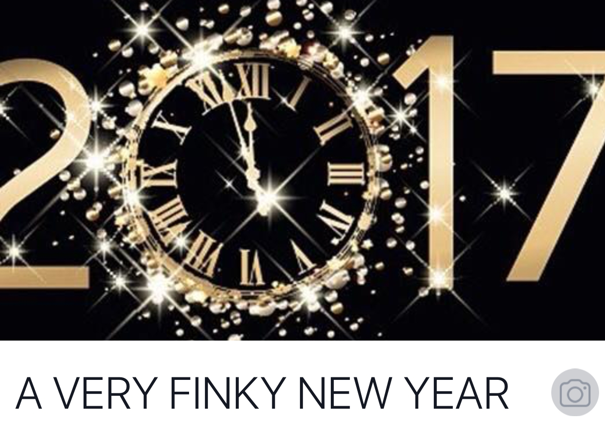 A VERY FINKY NEW YEAR