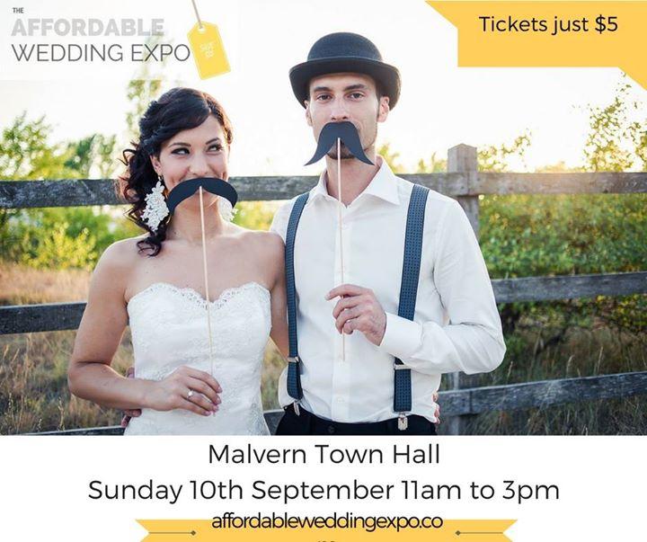 Affordable Wedding Expo - Malvern