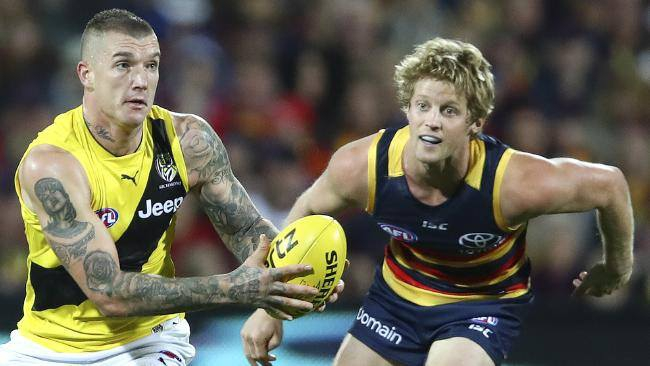 AFL Grand Final: Adelaide Crows v Richmond