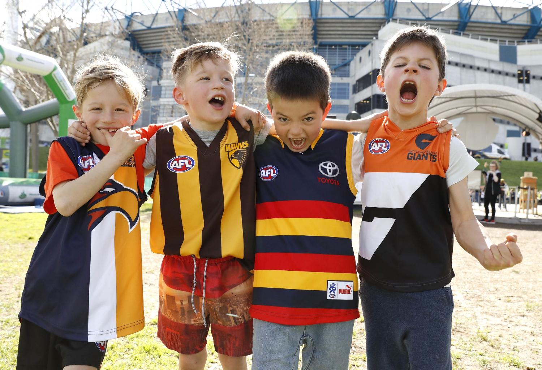 AFL Super Round 23 - Melbourne vs. Greater Western Sydney