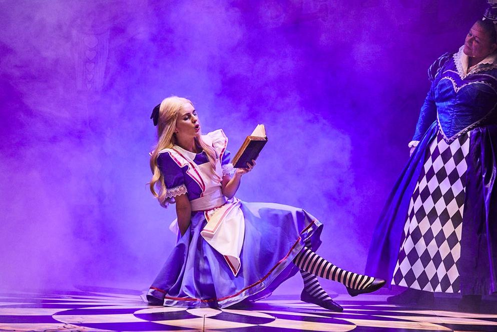 Alice in Wonderland 2020: LIVE ON STAGE