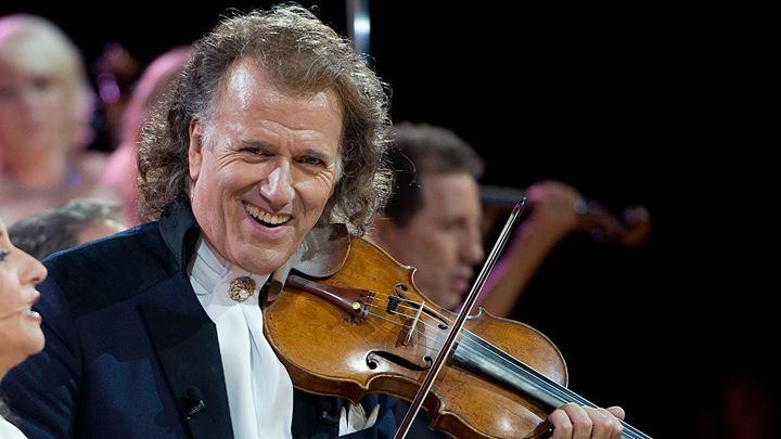 André Rieu live in Melbourne