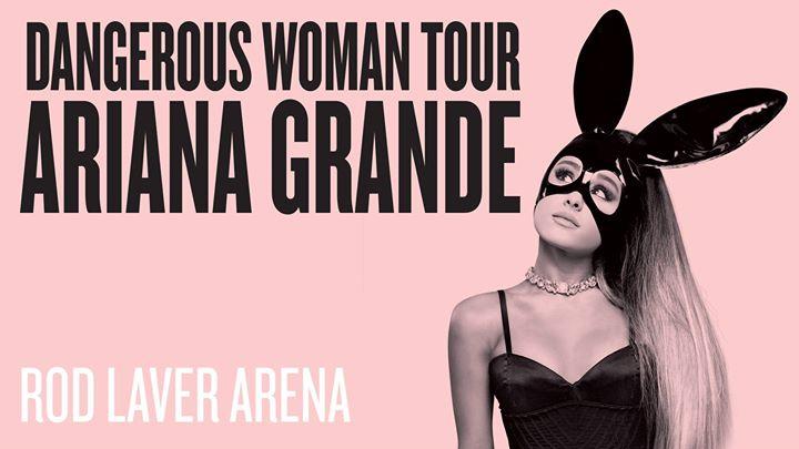 Ariana Grande at Rod Laver Arena