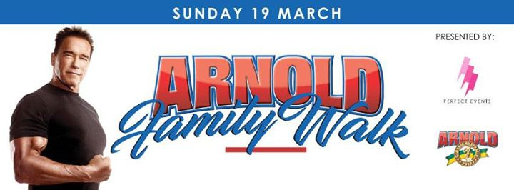 Arnold Classic Family Walk