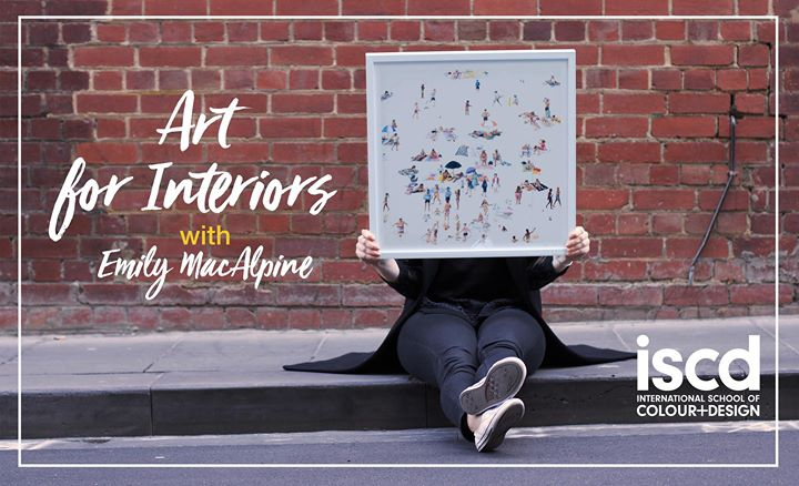 Art for Interiors Workshop (Melbourne)