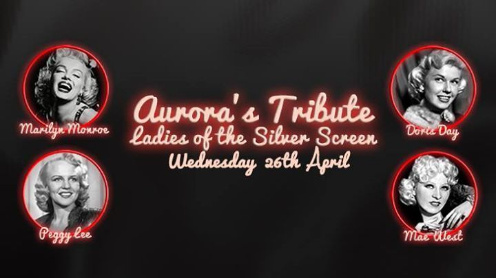 Aurora's Tribute: Ladies of the Silver Screen