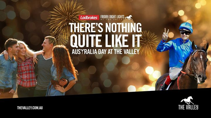Australia Day at The Valley