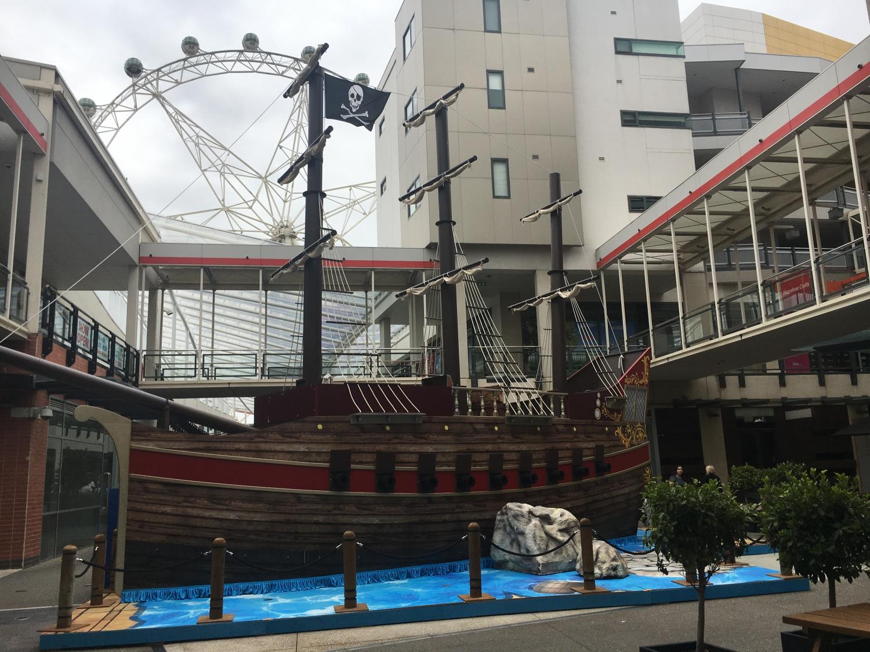 Australia Day Pirate Treasure Hunt