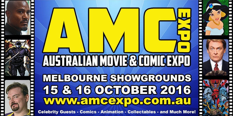 Australian Movie and Comic Expo (AMC Expo)