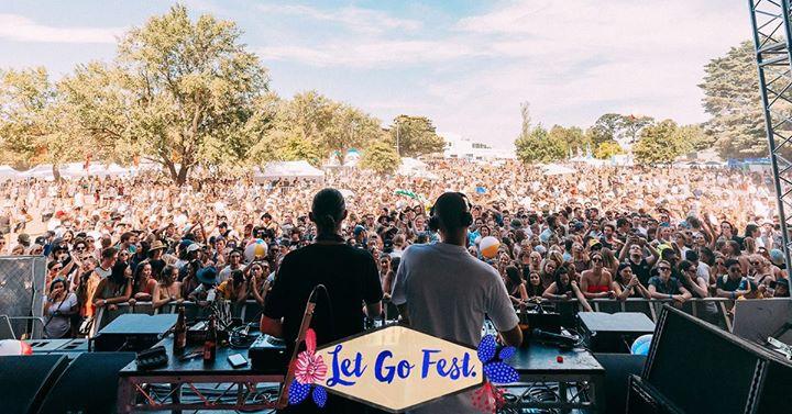 Australia's Biggest Silent Disco Beachside Festival