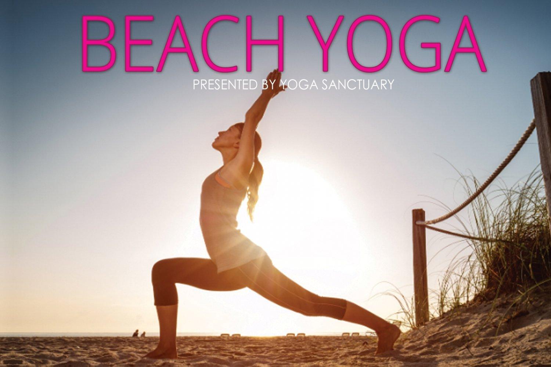 Beach Yoga - McCrae
