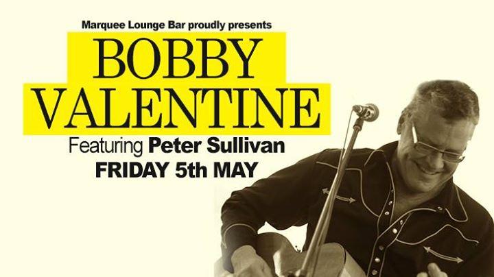 Bobby Valentine Featuring Peter Sullivan