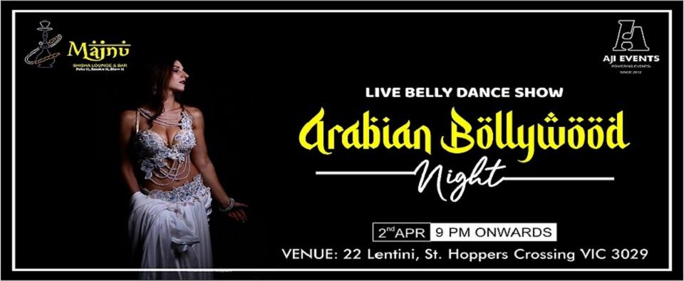 Bollywood Arabian Night Party
