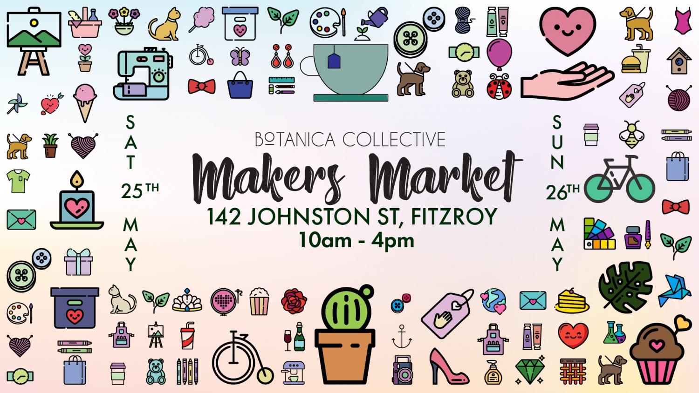Botanica Collective Makers Market