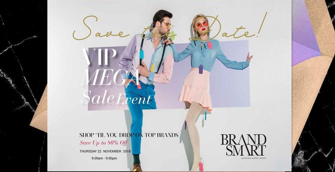 Brand Smart Nunawading VIP Mega Sale Event