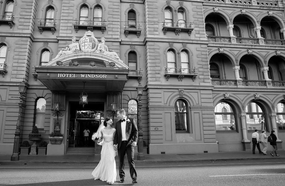 Brides to be, join The Hotel Windsor's Wedding Open Day